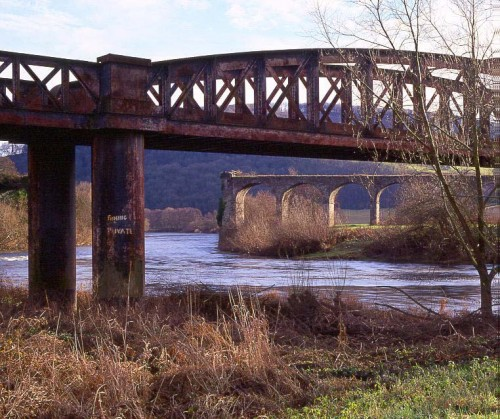 52d Disused Railway Bridges, Monmouth