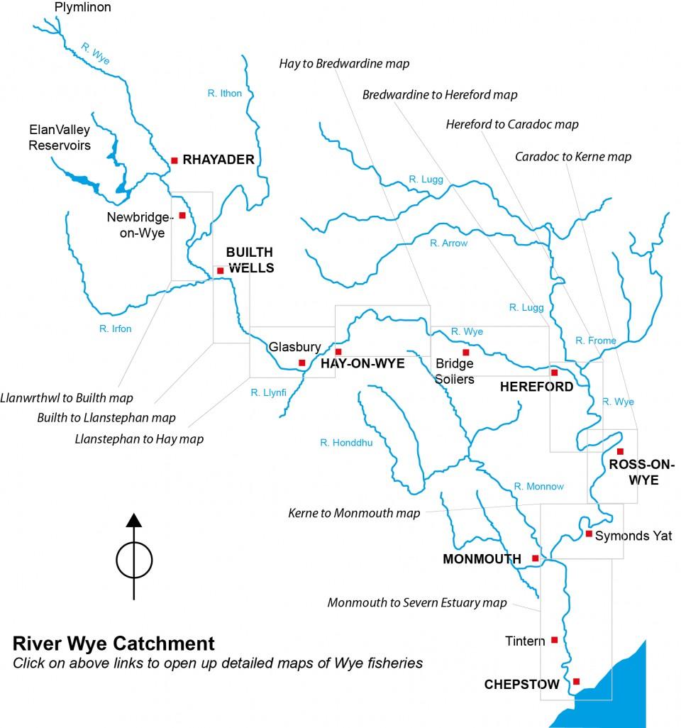 Wye map