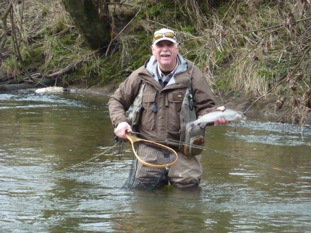 Ithon 23jan15 john flycasting knowledgebase for Fly fishing blogs